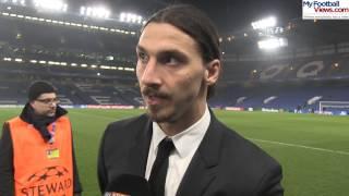 Zlatan Ibrahimovic vergleicht im Interview die Chelsea-Spieler mit Babys
