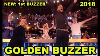 Video #1 GOLDEN BUZZER 2018! STANDING OVATIONS ♥EMOTIONAL MAGIC WILL MELT YOUR HEART♥ Britain's Got Talent MP3, 3GP, MP4, WEBM, AVI, FLV September 2018