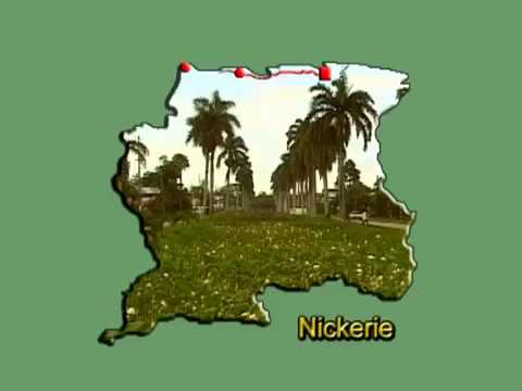 District Nickerie