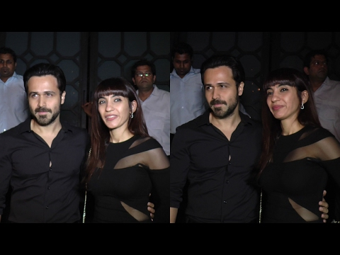Emraan Hashmi Spotted At Korner House