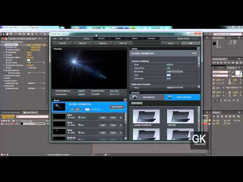 Adobe After Effects CS6 - #3: Óptical Flares  (Curso Avanzado )