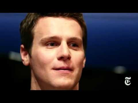 Jonathan Groff - I Got Lost in his Arms
