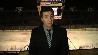 CYCLONES TV: Pregame Report - Nov 15, 2013
