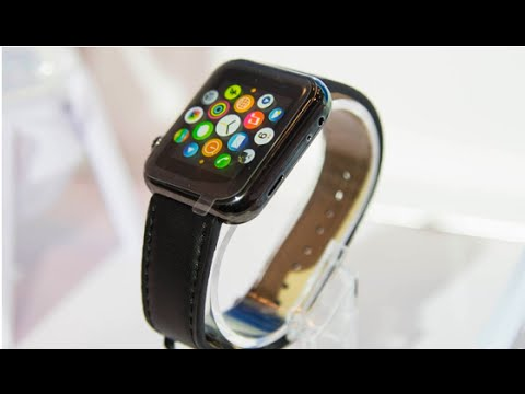 Clone Apple watch Copy test video par GLG