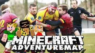 Brammen spielt Rugby • Adventure-Map The Jump #2