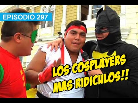 Los Cosplayers Mas Ridiculos! #whatdafaqshow