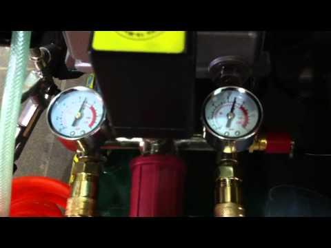 Air Compressor PARKSIDE PKO 270 B2