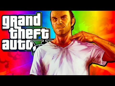 GTA 5 - THIS GAME IS FLAWED!! (видео)