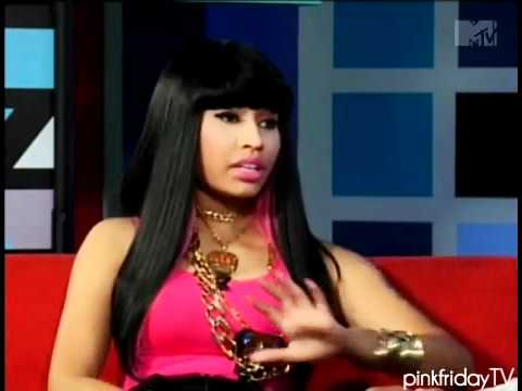 "Nicki Minaj Talks Eminem Collab ""Roman's Revenge"" (NEW)"