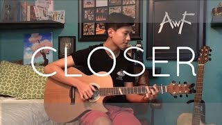 Video The Chainsmokers - Closer ft. Halsey - Cover (Fingerstyle Guitar) MP3, 3GP, MP4, WEBM, AVI, FLV Agustus 2018