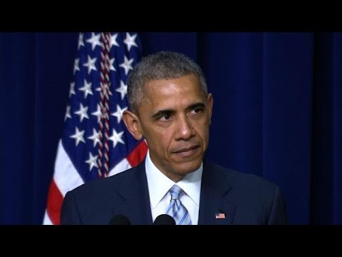 Obama defends health care reforms on 5th anniversary