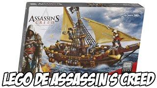 """""""Lego"""" de Assassin`s Creed Unboxing BARCO PIRATA"""