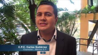 Entrevista al Dr. Carlos Gutierrez