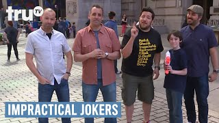 Video Impractical Jokers - Child Actors Test Sal's Patience MP3, 3GP, MP4, WEBM, AVI, FLV Agustus 2018