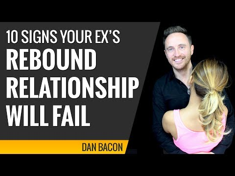 rebound dating signs Stop rebound dating by letting go of your past are you ready to fall in love again rebound relationships image by 5 signs you're emotionally.