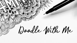 Doodle With Me | Sketchbook Sessions