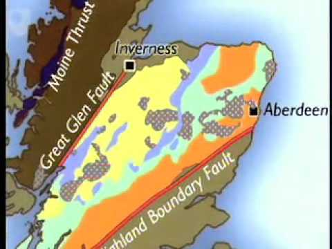 Glaciation: The Geology of Northern Scotland