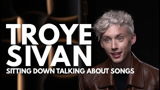 Video Troye Sivan: Sitting Down & Talking About Songs From BLOOM (Full Interview) MP3, 3GP, MP4, WEBM, AVI, FLV Oktober 2018