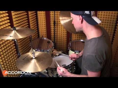 Didattica: John Arnold, Drum and Bass - Ritmi Febbraio 2011