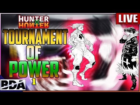 Hunter X Hunter: Tournament Of Power - Part 1
