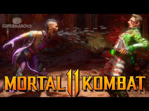 "THE AMAZING KLASSIC BRUTALITY! - Mortal Kombat 11: ""Mileena"" Gameplay"