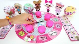 TotoyKids jugando a el Juego de Las Muñecas L.O.L. Niños contra Niñas!!! Quién ganará???