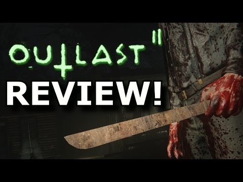 Outlast 2 Review! Scariest Game EVER? (PS4/ Xbox One)