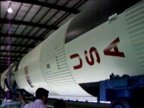 Just How Big Is a Saturn V Rocket?