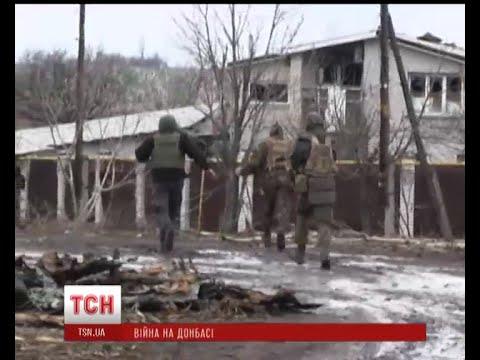 Атаки російських бойовиків на міста й села набули інтенсивності справжньої війни