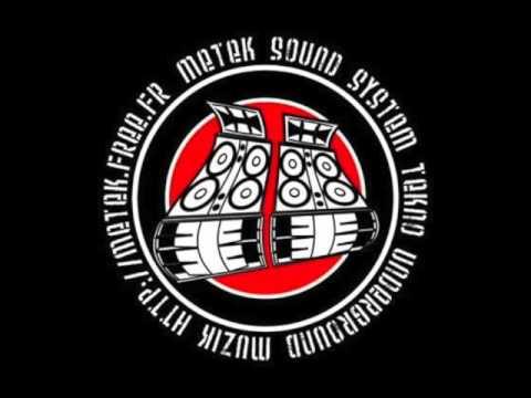 Metek Sound System - Red Worm