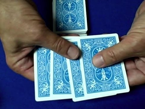 cardtrickteacher - CARD TRICKS REVEALED One of the most simple and powerful beginner card tricks revealed in this tutorial. For amazing advanced Card Trick Tutorials check out ...