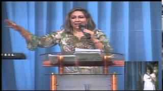 Pra. Silvia Cilento - Congresso Anual da Rede de Mulheres 1ª Pt - 07/11/2015