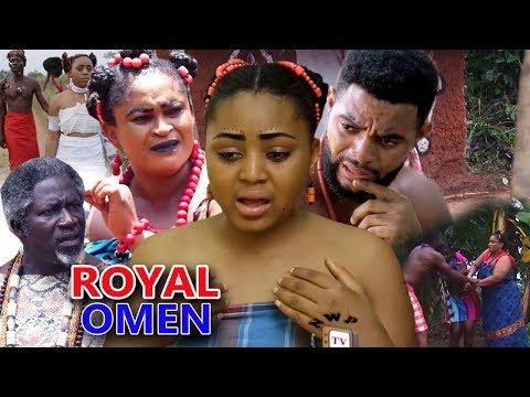 Royal Omen Season 1&2 ( Regina Daniels) 2019 Latest Nigerian Nollywood Movie