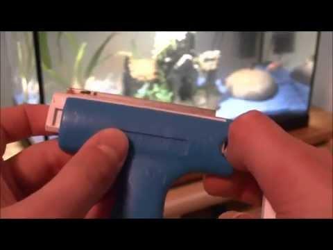 Aquarium - Scheibenputzer im Test