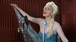 Elsa Sings FROZEN 2!