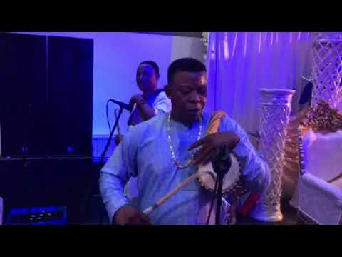Tolu Obey Live @ Golden Palace Banqueting Hall North London