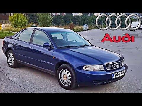 AUDI A4 (B5) 1.9 TDI 1999. - TEST POLOVNIH VOZILA