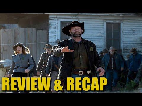 Fear The Walking Dead Season 6 Episode 4 Review Recap & Breakdown