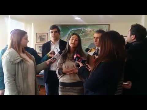 Bancada transversal de Seguridad Ciudadana se reúne con alcalde de Las Condes