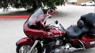 10. 2011 Harley-Davidson Road Glide Ultra Screamin' Eagle For Sale