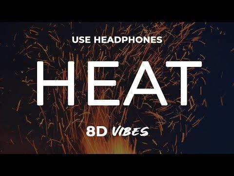 Chris Brown - Heat ft. Gunna (8D AUDIO) 🎧