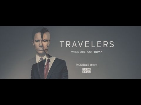 Travelers Trailer | New episodes Mondays at 9 on Showcase