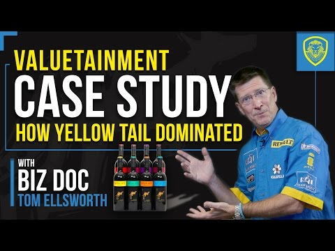 How Yellow Tail Wine Dominated! - A Case Study for Entrepreneurs