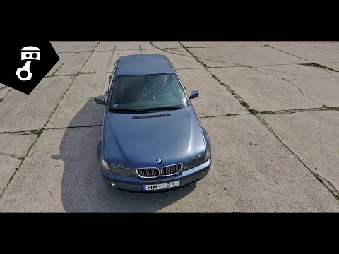 BMW 320d (E46) Тест-драйв; zhmuraTV