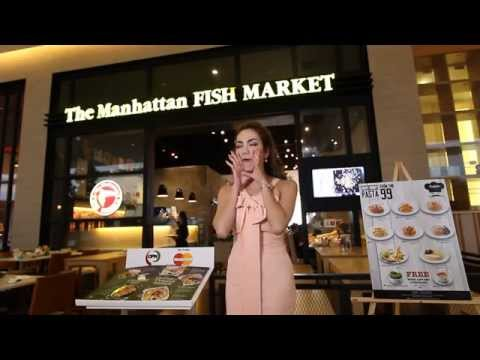 Manhattan Fish Market -