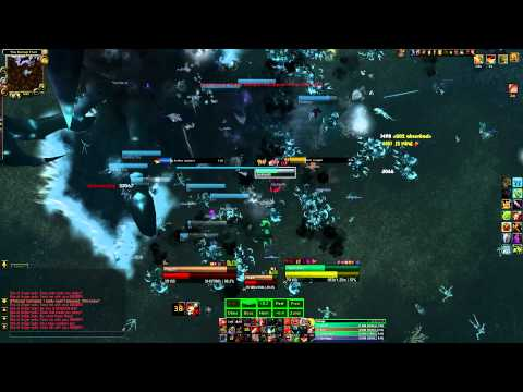 Method & FTH vs Sha of Anger (World Boss) Mists of Pandaria Beta Video