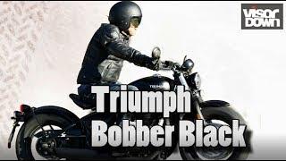 3. Triumph Bonneville Bobber Black review
