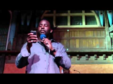 Comedian Dexter Angry at Blue Magic 4/3/12