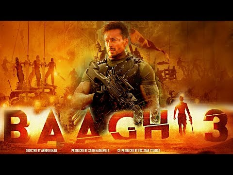 BAAGHI 3 FULL MOVIE facts | Tiger Shroff | Shraddha Kapoor | Sajid Nadiadwala | Ahmed Khan |BAAGHI 3