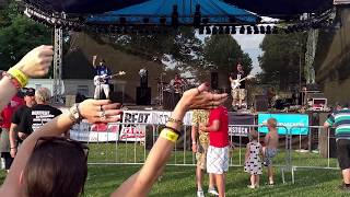 Video Abraxas-Obyčejnej svět-Rock´n´beermusicfestival-Klatovy-24.6.2